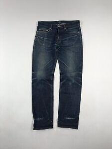 A.P.C APC Mens New Standard Jean Classique Raw Denim Black//Grey size 31