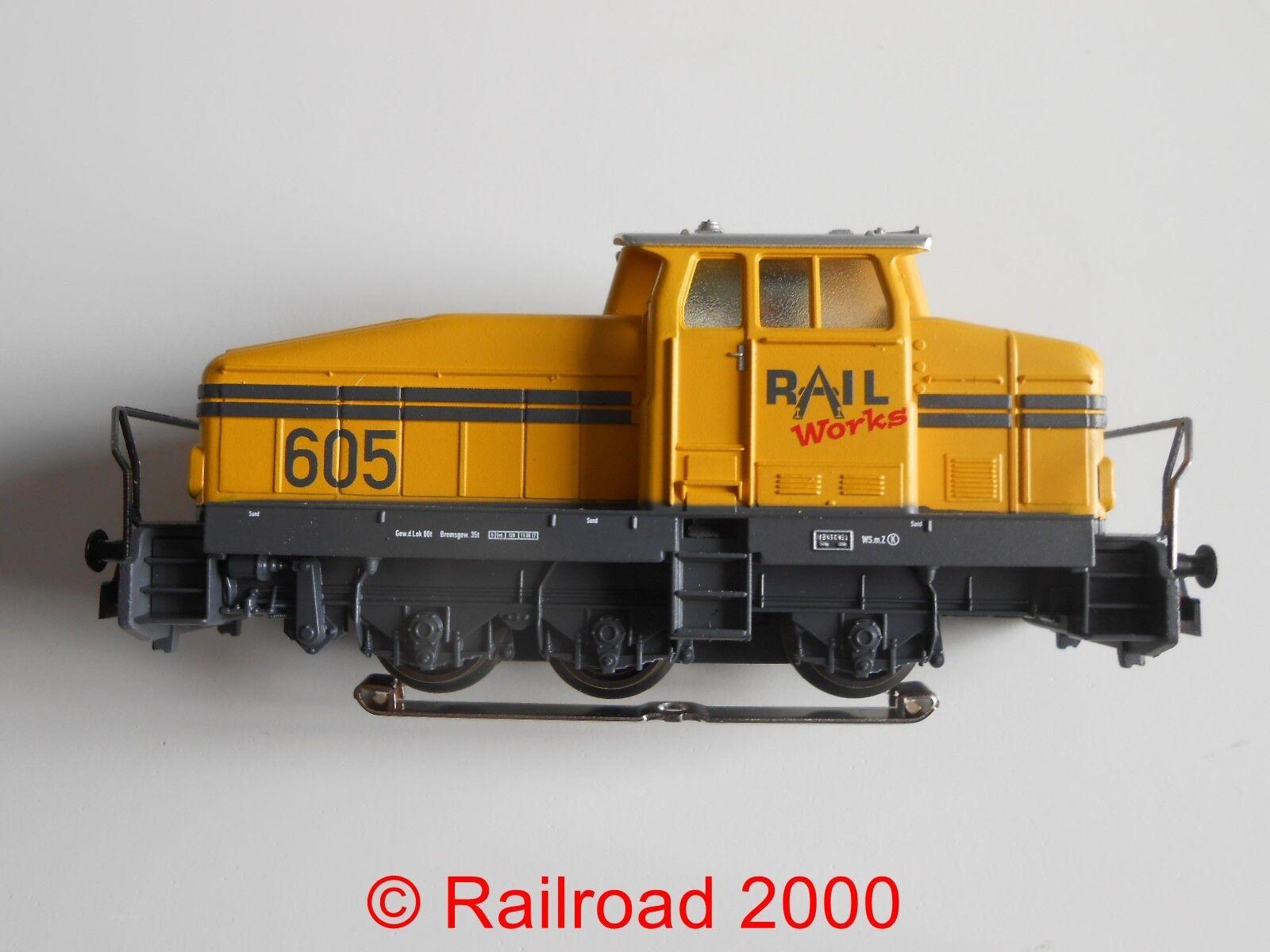 Märklin-diesel locomotora dhg 500 de 29184, nuevo