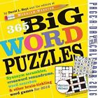 365 Big Word Puzzles Color Page-a-day Calendar 2016 by David L. Hoyt