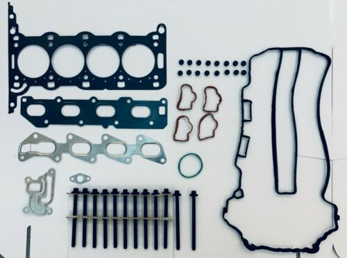 Head Bolt Set Z12XEP 16 V 2003 /> Vauxhall Opel Agila Corsa 1.2 Head gasket set