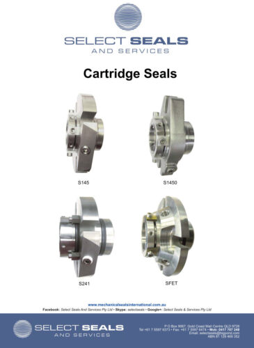 "T300 AES P04,PAC151 Roten 21A Vulcan1511,151A 7//8/""  Type T21 Mechanical Seal"