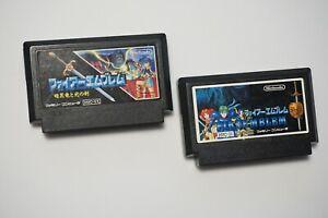 Famicom-Fire-Emblem-Fire-Emblem-Gaiden-Japan-FC-game-US-Seller