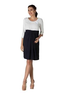 Martha Umstandskleid Schwangerschaftskleid Abendkleid Umstandsmode Schwanger Ebay