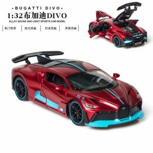 1:32 Bugattii Veyron divo Alloy Car Model Diecasts & Toy Vehicles For Children