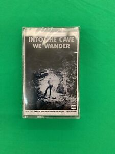 Into-The-Cave-We-Wander-Promo-Cassette-Tape-Sealed-DC-Young-Animal-Gerard-Way