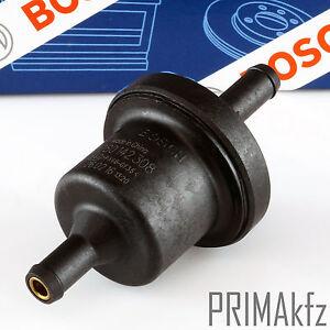 Bosch 0 280 142 308 réservoirs de carburant électrovanne audi a4 a6 a8 Vw Passat 3b
