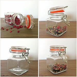 Mini Einmachglas Vorratsglas Bugelverschluss Marmeladenglas 8 X 5 Cm