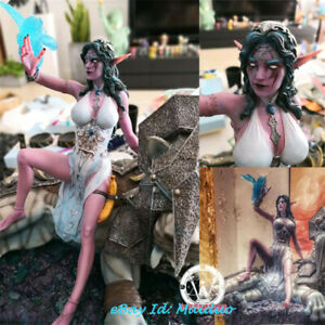 Lin Tyrande Whisperwind Statue Resin Model Collectibles 65cm New