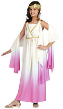 Child Size 8-10 Girls Athena Greek Costume - Roman and Greek Costumes