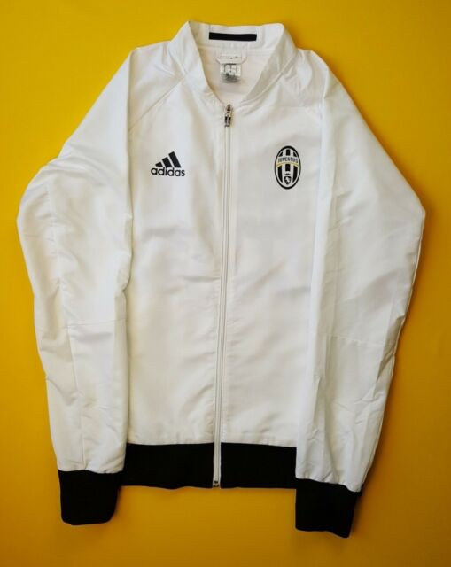 277b8b5d8 5  5 Size M adidas Men s AI4656 JUVENTUS FC Original Fotball Anthem Jacket