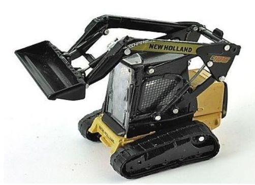 New Holland C185 Tracciabile Pattino Caricatore 1 87th Scala =Scala H0 -