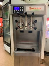 4 Machines Stoelting Soft Serve Frozen Yogurt Twin Twist Ice Cream Machine