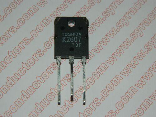 Toshiba Transistor K2607 2SK2607