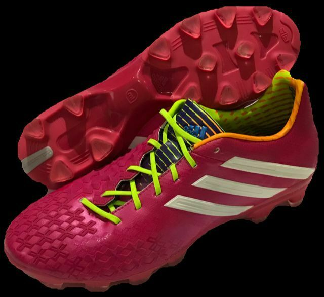 New adidas ProtATOR LZ TRX HG US8.5 Soccer Football Stiefel Cleat Men Youth