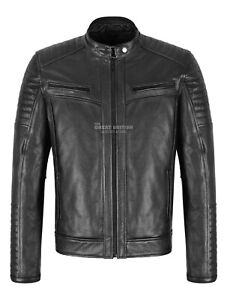 Motorcycle-Leather-Jacket-With-Armours-Protection-Motorbike-Biker-Leather-Jacket