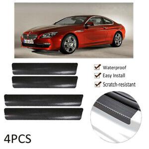 Carbon-fiber-Car-Door-Sill-Scuff-Plate-Pedal-Protectors-for-Mazda-3-BM-6-GJ-CX-5