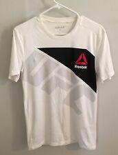 Reebok Men/'s MMA UFC 205 New York City Walkout Jersey T-Shirt CB4360 Black