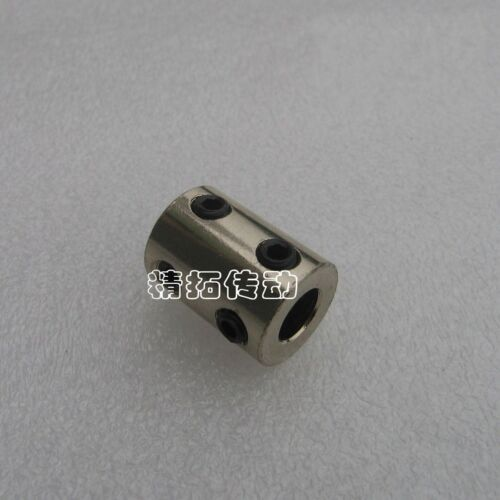 5//6//7//8//10mm Shaft Coupling Rigid Coupling Coupler Motor Connector+Tighten screw
