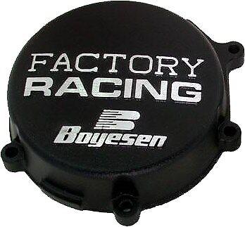 Honda CR80 CR85 85-07 Boyesen Factory Racing Ignition Cover Black CR 80 CR80R 85