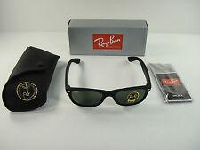 Ray Ban Rb2132 Wayfarer 622 Sand Black 100 UV Unisex Sunglasses 52 mm Gradient