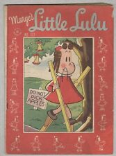 Four Color #131 G+ 1946 Marge's Little Lulu