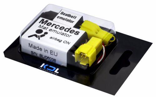 For Mercedes E-Class W211 Passenger Seat Occupancy sensor Mat Emulator