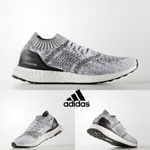 10e6c6fa6 Image is loading Adidas-Ultra-Boost-Uncaged-Sneakers-Running-White-CG4095-