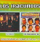 DISCOGRAFIA COMPLETA Vol 15 TU Con El 0828767801025 by Los Iracundos CD