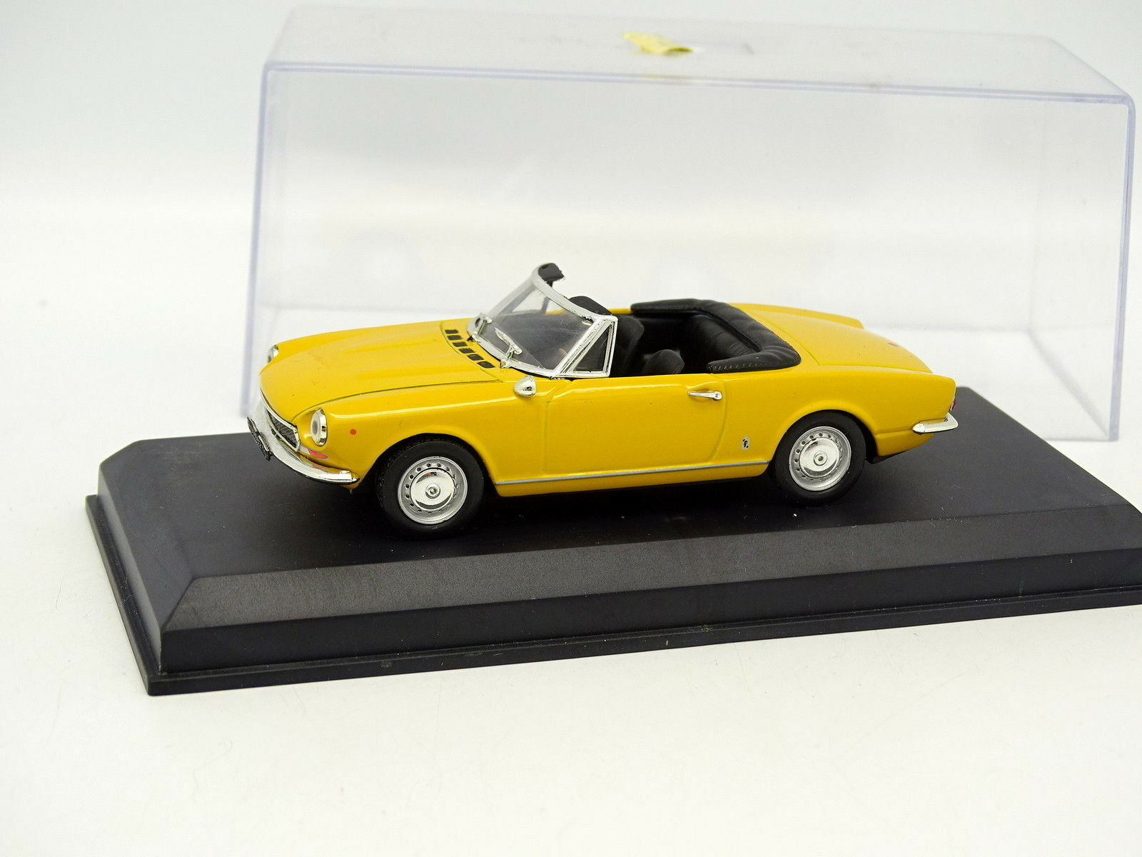 Speed Speed Speed 1 43 - Fiat 124 Spider Yellow c48266
