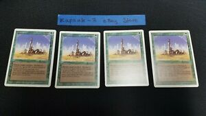 4x-Crumble-Revised-MTG-Magic-The-Gathering-Cards