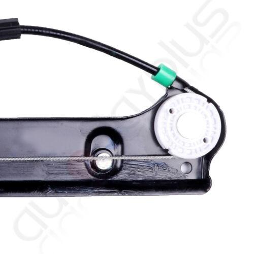 New Power Window Regulator fits 2004-2010 BMW X3 Rear Left without Motor