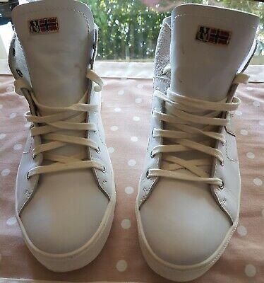 Schuhe Napapijri Damen Minna High Top