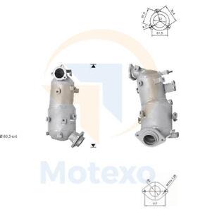 Euro 4 Cat//DPF DPF Pressure Pipe LEXUS IS220D 2.2TD 10//05- 2AD-FHV