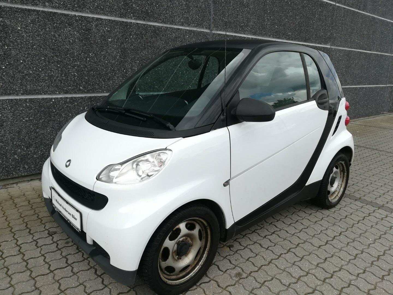 Smart Fortwo Coupé 0,8 CDi 54 Pulse aut. 3d - 19.900 kr.