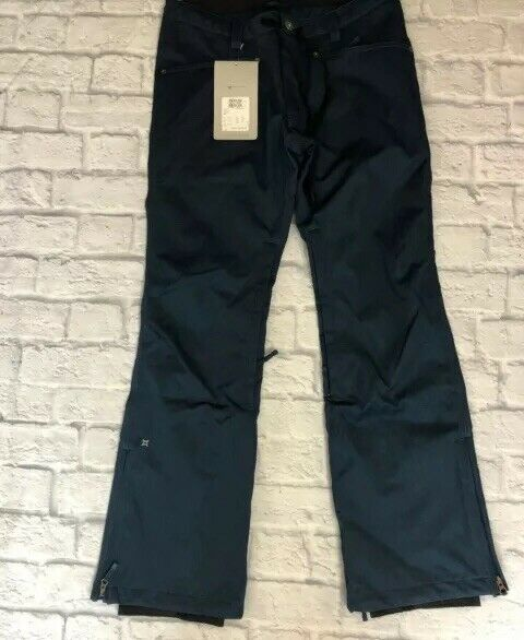 Nikita Womens Deerwood Ski Snowboard Skinny Slim Fit Pants  Sz L Orion bluee NWT  global distribution