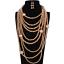 Charm-Fashion-Women-Jewelry-Pendant-Choker-Chunky-Statement-Chain-Bib-Necklace thumbnail 150