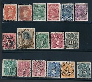 1867 - 1934 Chile 70+ STAMPS - BEAUTIFUL COLLECTION; MH & USED; AS SHOWN; CV $53