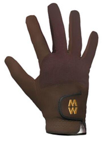 Premium MacWet Equestrian gloves all grip no slip
