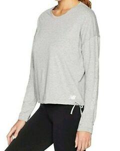 new balance long sleeved top womens