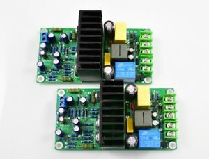 Assembled L15D-PS Ver Amplifier board 300W Mono MOSFET IRFB4019 AMP