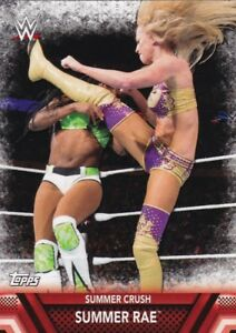 2017-Topps-Wwe-de-Mujer-Division-Mapas-Clasificados-F-20-Summer-Rae