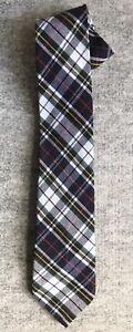 "American Apparel Tie, Scottish Plaid, 3"" Width, New-w/o-Tags!"