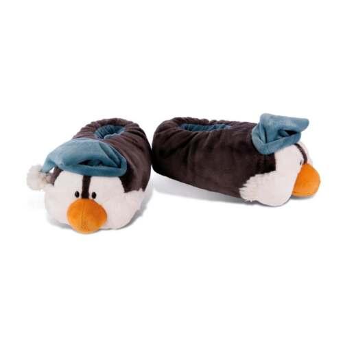 34-41 Nici Plüsch Hausschuhe Pinguin Toddytom Pantoffeln Puschen Schluppen 2 Gr