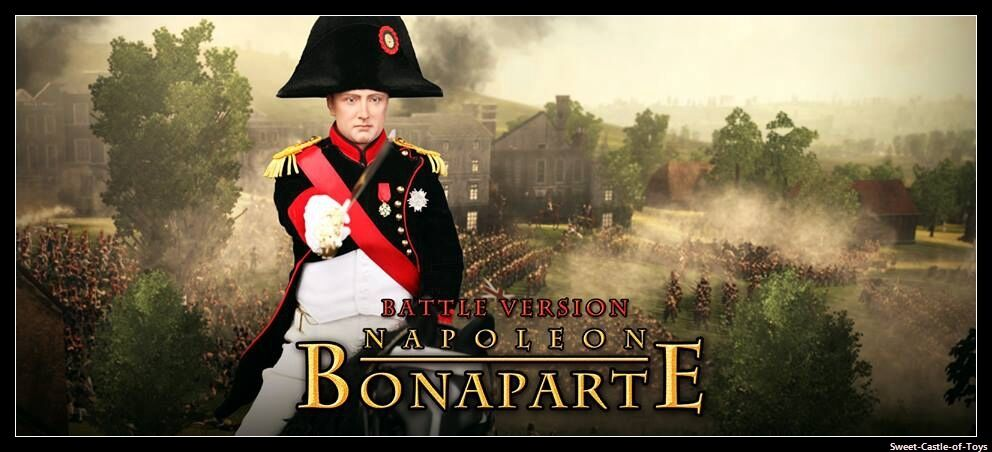 1 6 DID Action Figure Emperor of the French Napoleon Bonaparte Battle Ver N80122