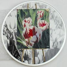 2017 $20 En Plein Air: Springtime Gifts 1 oz Pure Silver Colored Proof Coin 60mm