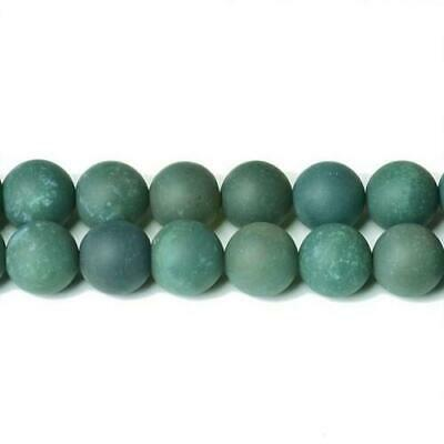Amazonite Rond Perles 3mm Turquoise 15 Pces Pierres Semi-Précieuses Loisirs DIY