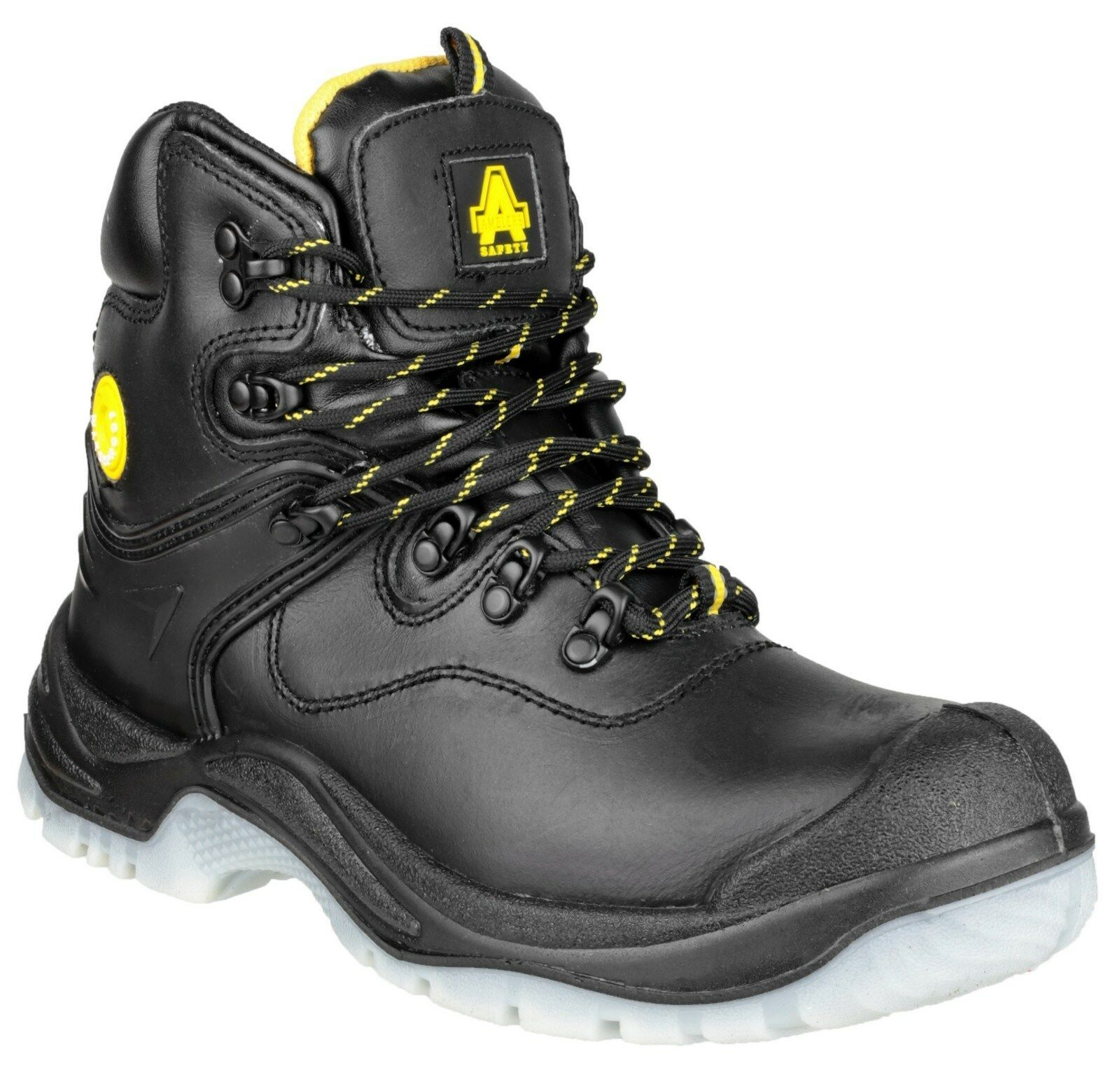 Amblers FS198 Safety Cap botas Hombre Mujer Waterproof Steel Toe Cap Safety Work Zapatos 5cc6e6