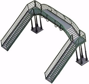 Double-track-Footbridge-Hornby-R076-OO-Model-Trains-suits-HO-GST5