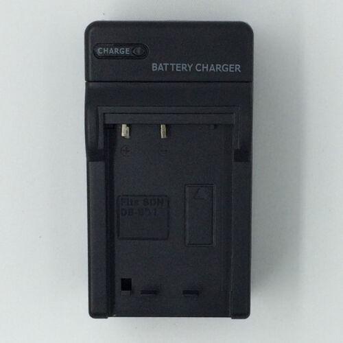 HZQDLN NP-BD1 NP-FD1 Cargador De Batería Para Cámara SONY CyberShot DSC-T77 DSC-T700
