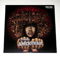 Erykah Badu - Amerykah Part One: 4th World War -12 Vinyl Lp - Sealed & Mint
